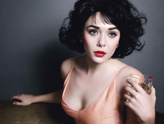 ELIZABETH OLSEN IN MARTHA MARCY MAY MARLENE rare w magazine best performaces photo shoot hot sexy rare promo