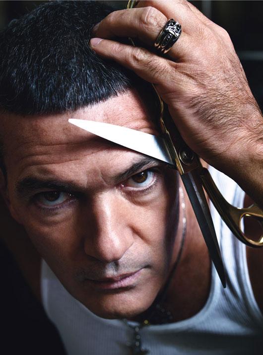 Antonio Banderas in The Skin I Live In  rare hot and sexy photo shoot w magazine 2012 best performances hot rare desperado