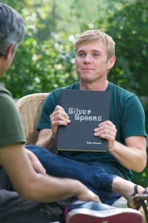 ricky schroder on the sundance channel's the mortified sessions episode silver spoons 2012 now rare hot sexy promo