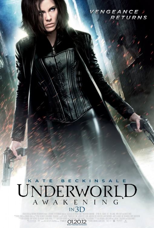 underworld_awakening_ver1rare promo movie poster promo underworld awakening movie poster kate beckinsale selene hot sexy vampire black leather