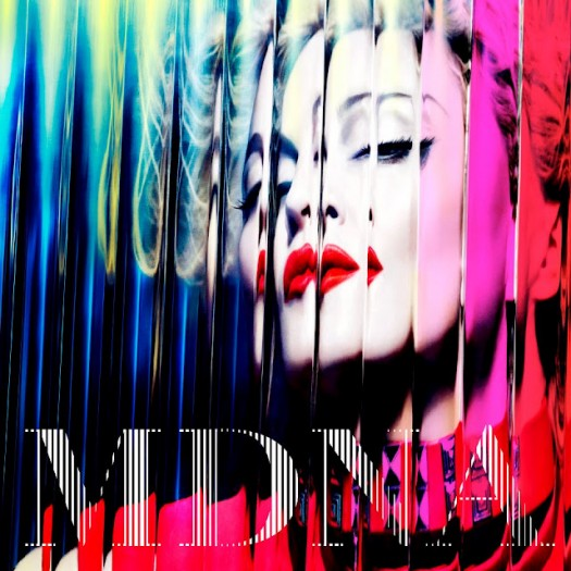 Madonna New Album Cover Rare MDNA hot sexy rare promo press still cover hot rare promo