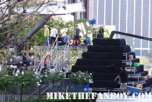 kylie minogue on the set of her music video all the lovers downtown los angeles signed autograph hot sexy rare aphrodite hot shirtless naked men kylie video muscle