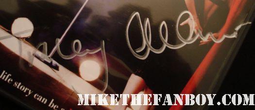 tracey ullman signed autograph live and exposed rare promo dvd signature rare promo