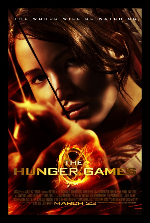 hunger_games_ver24 jennifer lawrence in the new hunger games one sheet movie poster promo rare katniss everdeen hot sexy archer rare