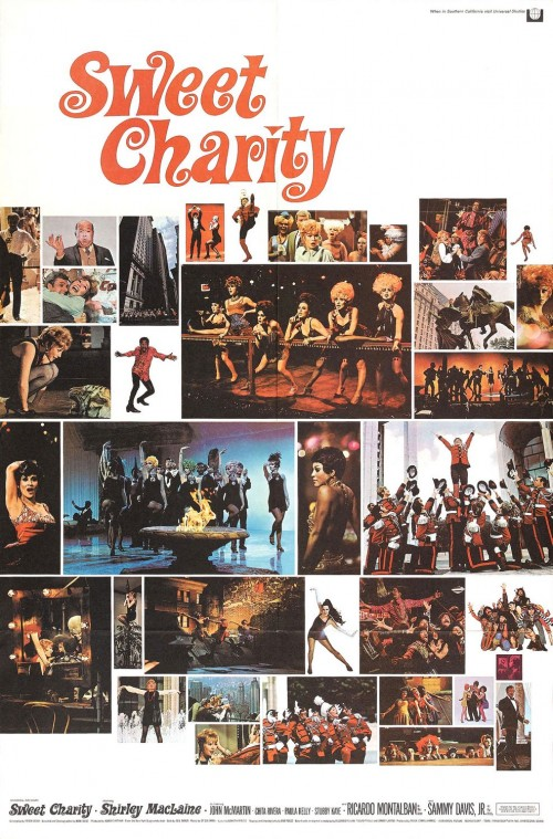 sweet_charity_ver2_xlg sweet charity rare one sheet movie poster promo shirley maclaine bob fosse