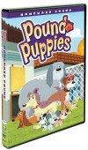 Pound Puppies: Homeward pound dvd cover art rare promo dvd press still icon jpg rare shout factory hasbro