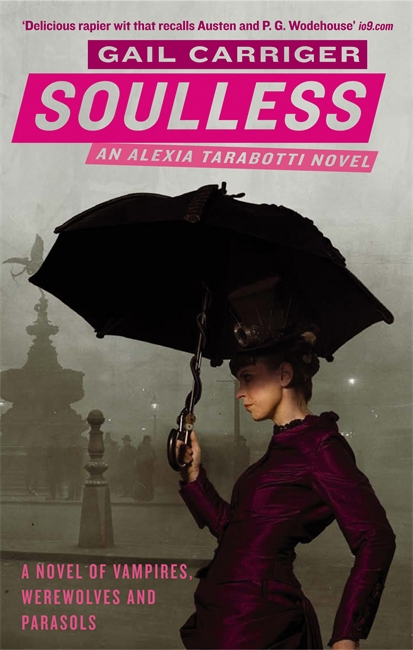 Soulless: The Manga, Volume 1 (based on the Parasol Protectorate Series) by Gail Carriger with Art by Rem