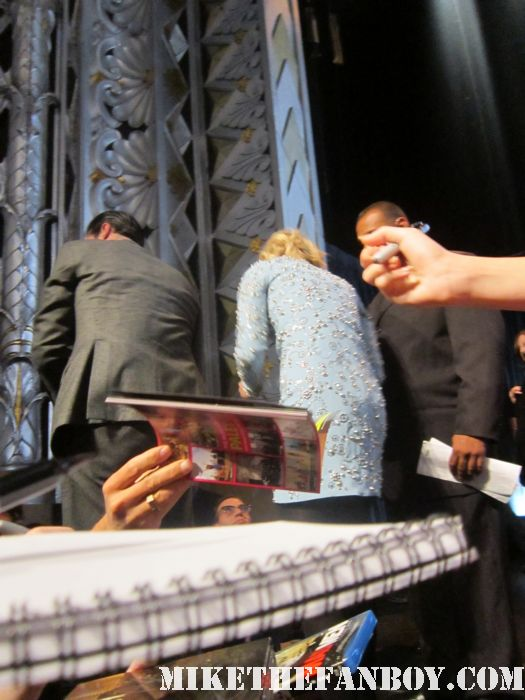 jon hamm and january jones signing autographs at paley fest 2012 mad men hot sexy rare promo