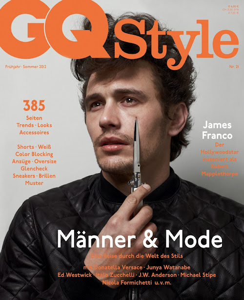 James-Franco-Homotography-Mariano-Vivanco-12 James Franco gq style germany magazine cover hot rare promo photo shoot
