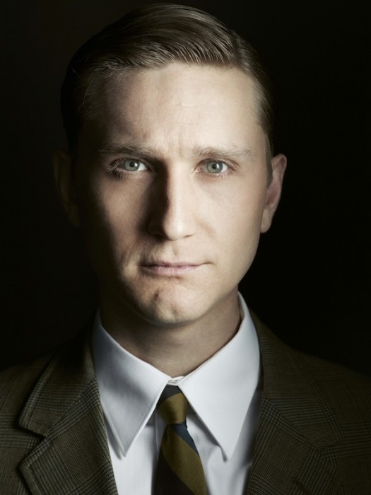 Aaron Staton ken cosgrove hot sexy mad men season 5 rare promo press still hot sexy rare amc series return