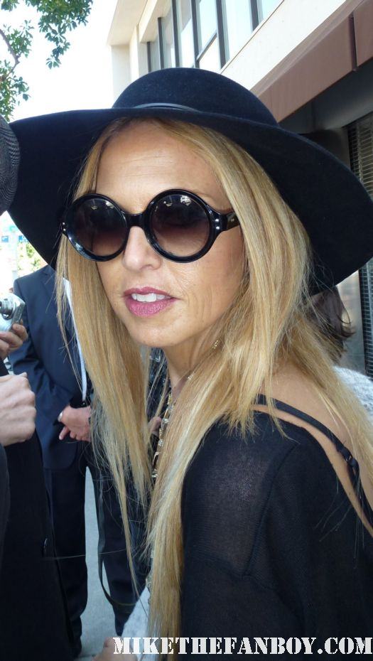 RACHEL ZOE signs autographs for fans rare promo hot sexy model rare reality show star