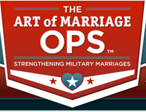the art of marriage ops logo rare promo help military marriages survive contest giveaway rare