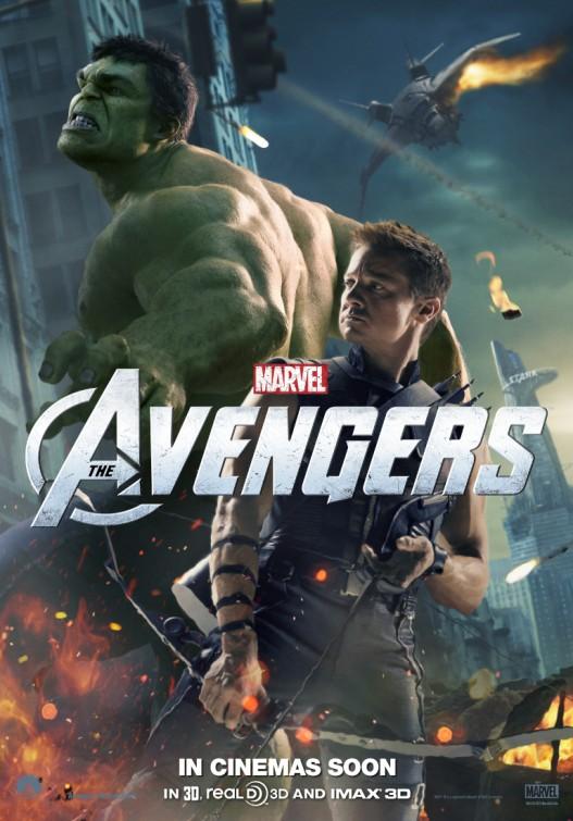 mark ruffalo jeremy renner hot new marvel's avengers individual character poster promo the hulk hawkeye rare