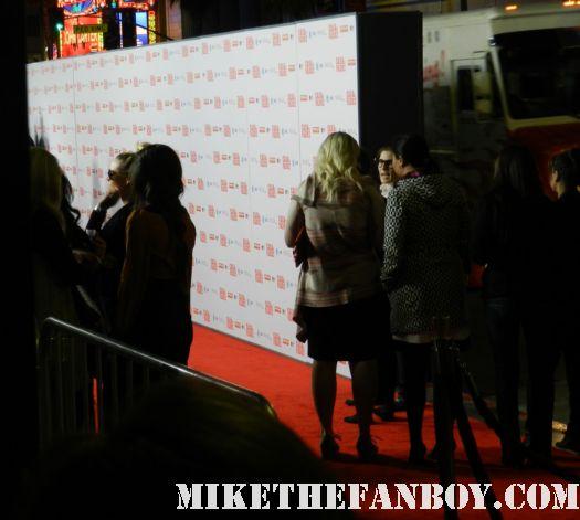 the casa de mi padre world movie premiere red carpet rare promo will ferrell diego luna Gael García Bernal