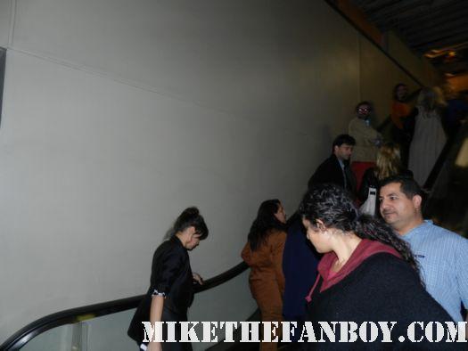 diego luna signing autographs at   the casa de mi padre world movie premiere red carpet rare promo will ferrell diego luna Gael García Bernal