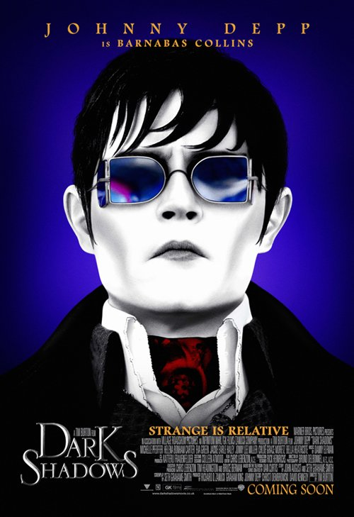 dark-shadows-johnny depp barnabus collins rare promo dark shadows promo individual promo poster