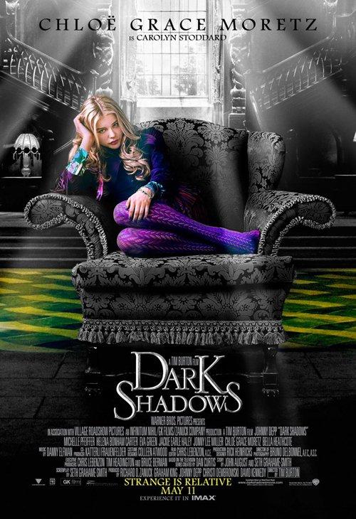 dark-shadows-full-032812- (3) Chloë Grace Moretz rare dark shadows promo individual promo movie poster hot rare kick ass