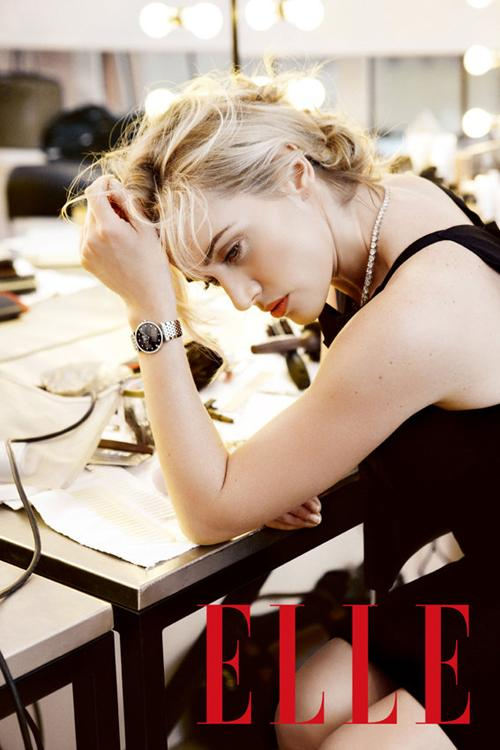 kate-winslet-elle-china magazine cover hot sexy photo shoot rare promo titanic eternal sunshine promo blonde sexy