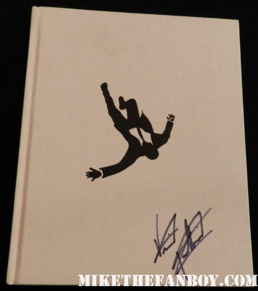 Vincent Kartheiser signing autographs for fans at the mad men 2012 paleyfest panel mad men season 4 press kit promo