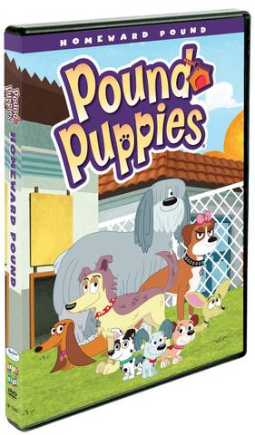 the pound puppies homeward pound dvd film still clip rare promo art work