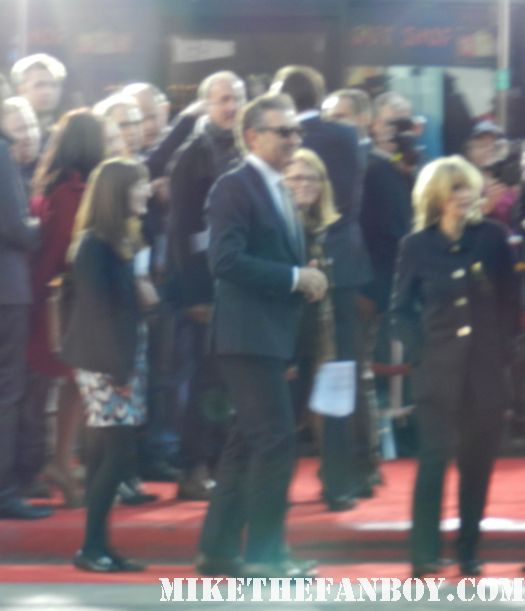 eugene levy arriving at the american reunion movie premiere red carpet with alyson hannigan jason biggs seann william scott  eugene levy chris klein