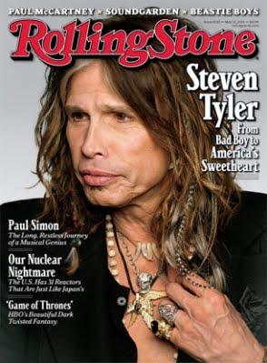 Aerosmith_Steven_Tyler__Rolling_Stone_cover_04-11 rare prom american idol judge aerosmith front man hot magazine cover