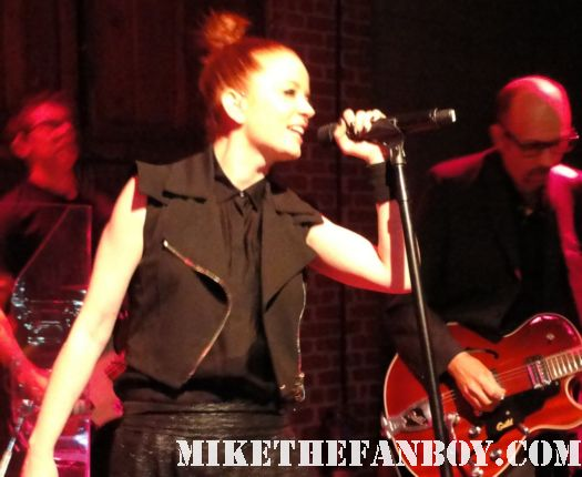 Garbage Live in Concert photo 2012! The Bootleg In Echo Park, CA April 7, 2012 Not Your Kind of People promo live in concert first concert shirley manson butch vig