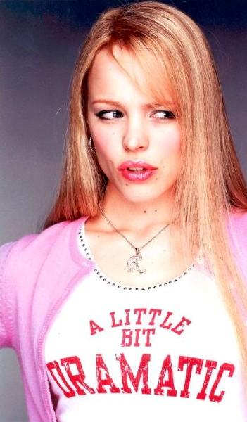 Rachel-McAdams-rachel-mcadams-113397_351_600 rare regina george mean girls rare promo press still photo hot sexy pink