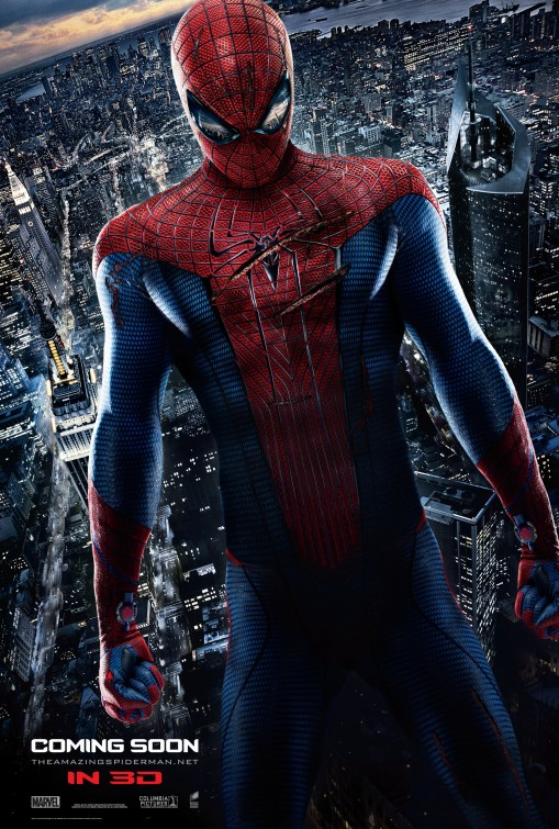 the amazing spider man rare promo one sheet movie poster the amazing spiderman rare andrew garfield emma stone rare promo dance