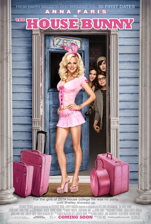 house_bunny rare promo one sheet movie poster promo anna faris hot sexy easter film poster