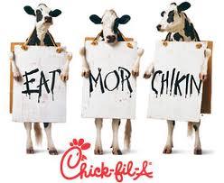 chick fil a cow logo contest rare promo eat more chikin chicken chick fil a contest chick fil a giveaway rare promo cows cute cows rare cows