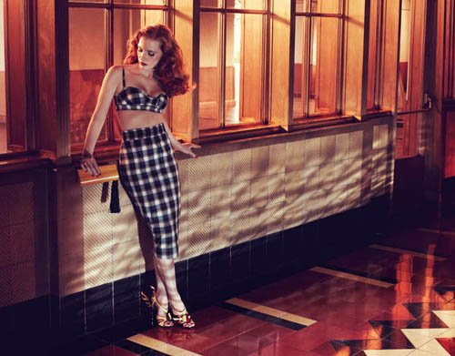 jessica-chastain-italia vogue magazine photo shoot rare hot sexy vogue italy photo shoot jessica chastain hot sexy rare promo