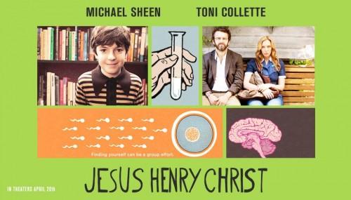 jesus-henry-christ uk quad mini movie poster promo rare toni collette julia roberts michael sheen