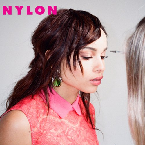 Zoe Kravitz, Juno Temple and Bella Heathcote  cover the may 2012 issue of nylon magazine hot sexy rare photo shoot magazine cover promo hot sexy