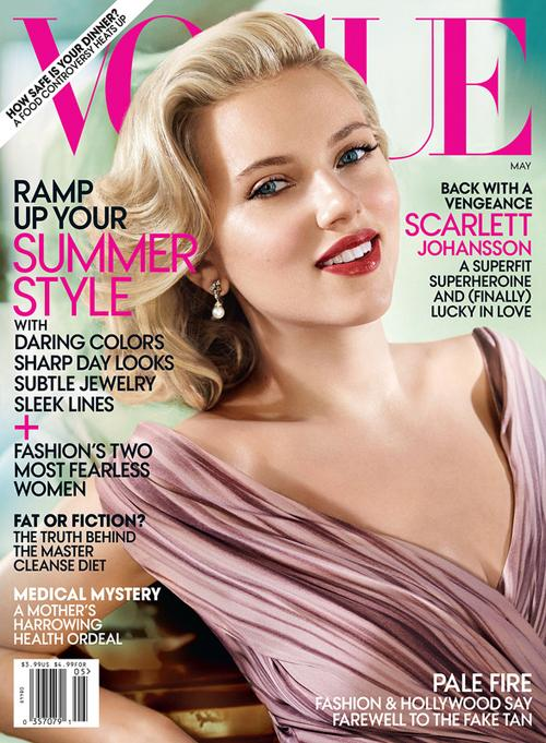 scarlett-johansson-vogue-may-2012- (5) Sexy Avengers star Scarlett johansson vogue magazine may 2012 cover and sexy photo shoot rare promo hot sexy sultry avengers star black widow
