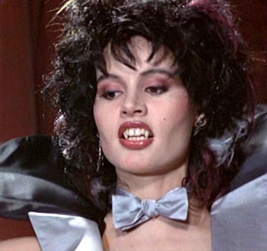 geena davis in transelvania 65000 rare promo vampire press still promo hot sexy vampire rare promo