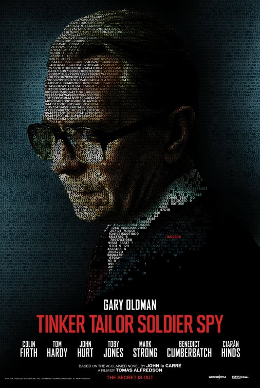 tinker_tailor_soldier_spy one sheet movie poster gary oldman promo academy award nominee