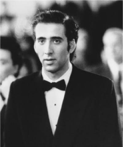 nicolas-cage-picture-3 in a suit and tie nicholas cage rare promo red carpet event photo hot sexy leaving las vegas star rare