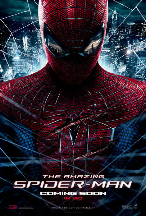 new-posters-for-the-amazing-spider-man rare promo hot sexy teaser poster for the amazing spider man andrew garfield emma stone rare promo poster movie poster one sheet
