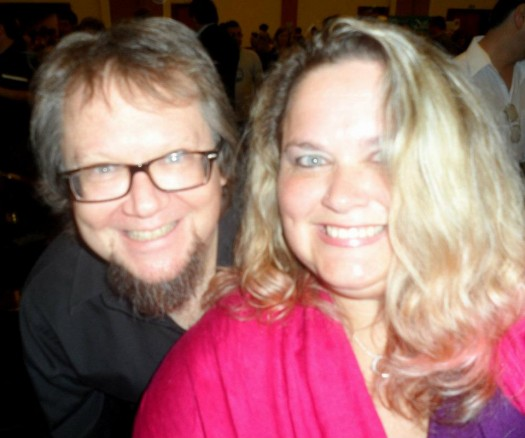 Robbie Rist (aka Cousin Oliver) taking a fan photo with pinky at the hollywood collector's show in burbank cousin oliver now