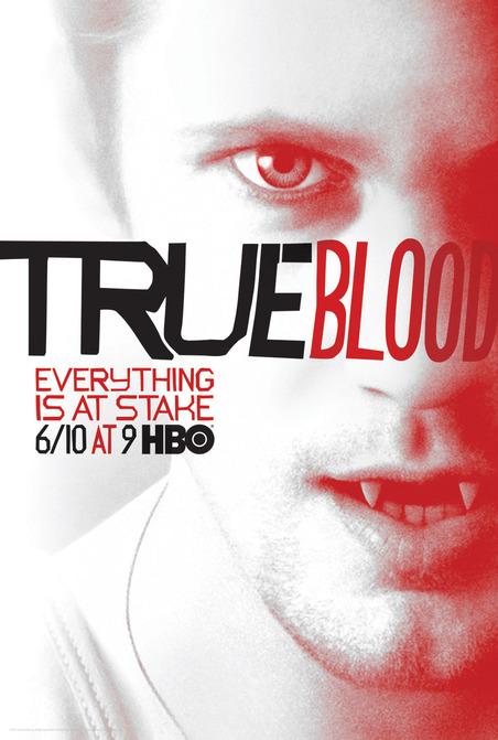 Alexander-Skarsgard eric northman True-Blood vampire pam season 5 rare promo individual promo poster rare season 5 poster one sheet hbo promo