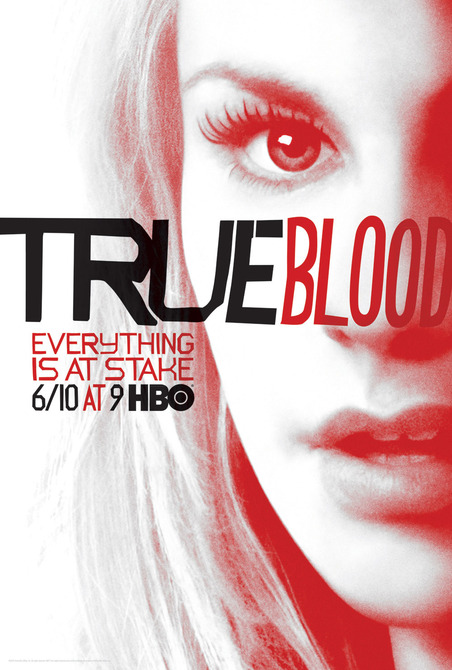 Anna-Paquin-sookie stackhouse True-Blood vampire pam season 5 rare promo individual promo poster rare season 5 poster one sheet hbo promo