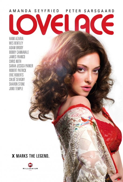 amanda seyfried lovelace rare one sheet movie poster promo hot sexy movie poster mean girls porn star linda lovelace movie