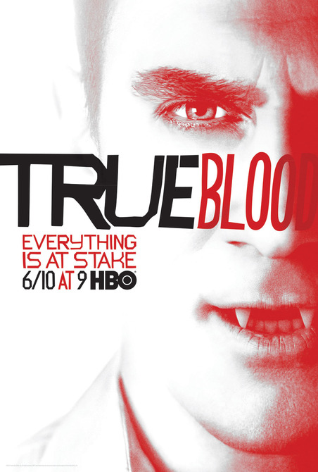 Chris-Meloni-True-Blood vampire pam season 5 rare promo individual promo poster rare season 5 poster one sheet hbo promo