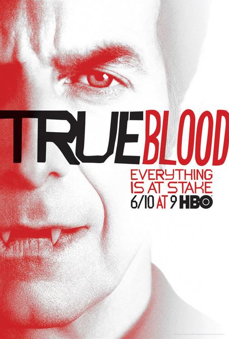 Denis-OHare-Chris-Meloni-True-Blood vampire pam season 5 rare promo individual promo poster rare season 5 poster one sheet hbo promo