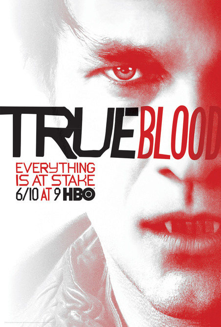 Stephen-Moyer bill compton True-Blood vampire pam season 5 rare promo individual promo poster rare season 5 poster one sheet hbo promo