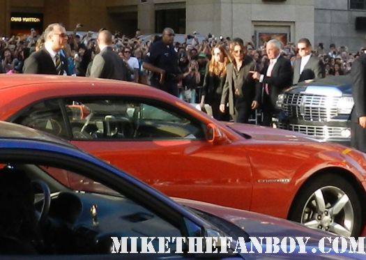 johnny depp arriving at the dark shadows movie premiere in hollywood rare promo hot sexy benny and joon star