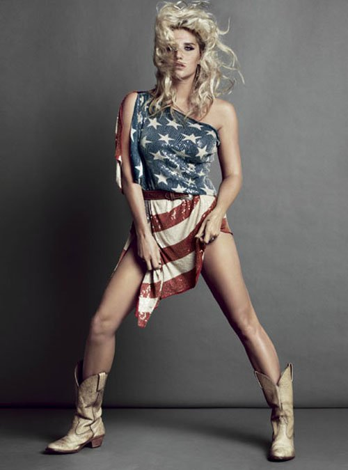 kesha-vmag-amer-2012-  Ke$ha v magazine hot and sexy magazine cover kesha rare promo spandex hot sexy photo shoot high res rare promo
