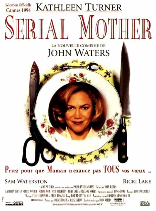 serial_mom_ver2 rare foreign movie poster promo kathleen turner john waters mother's day classic rare promo