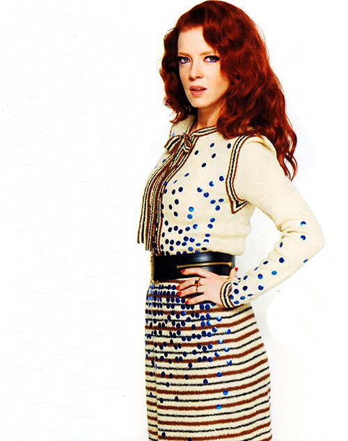 shirley-manson-nylon-june2012- (6) Shirley manson lead singer of garbage is hot and sexy on the cover of nylon magazine june 2012 hot sexy rare promo sexy redhead photo shoot promo